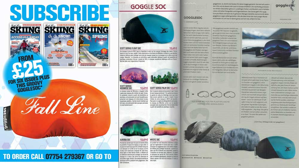 gogglesoc clippings